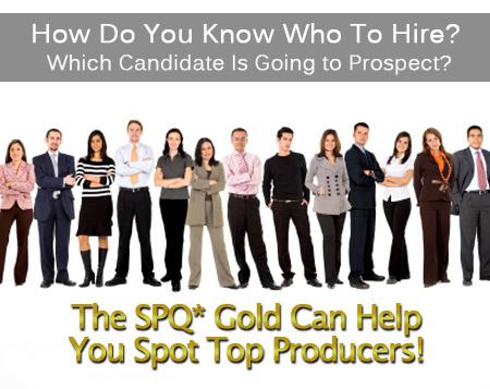 Sales Assessment - SPQ Gold